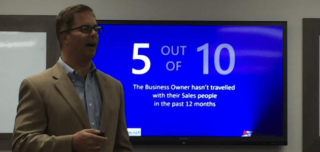 Presentation on sales challenges