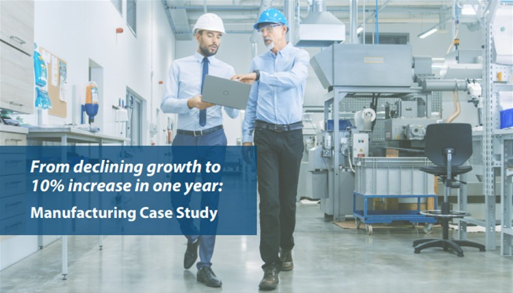 Manufacturing Casey Study